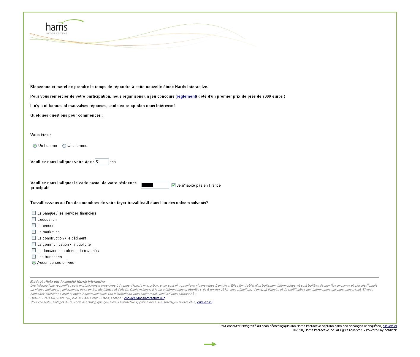 sondages r mun r s les animations d 39 harris interactive observatoire des sondages. Black Bedroom Furniture Sets. Home Design Ideas